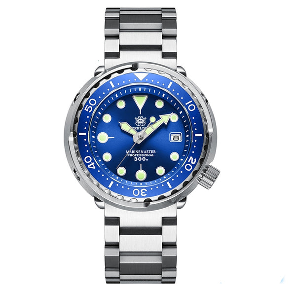 Steeldive 1975 Tuna Automatic Mechanical Watch Men