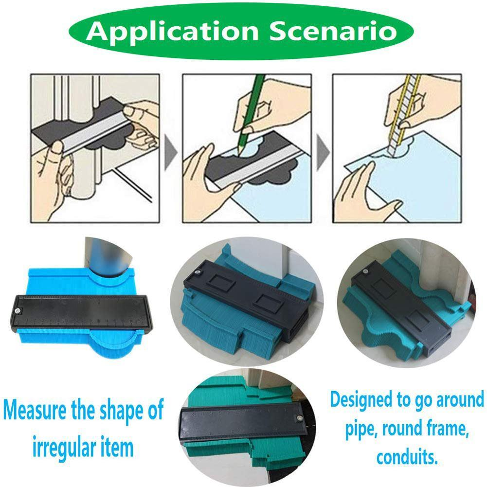 Shape Contour Gauge Duplicator【BUY MORE SAVE MORE】