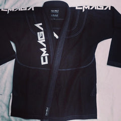CMAGA Kids Gi Black (Custom Design)