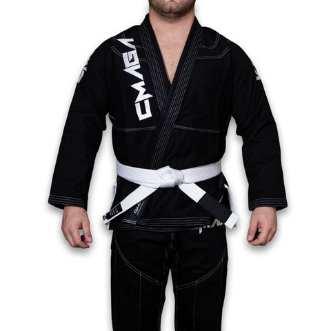 CMAGA Adult Gi Black