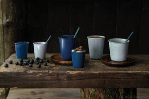 BECHER SAISONS denim  6er Set