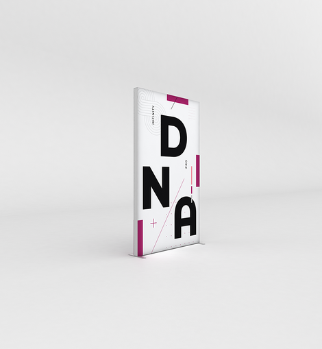 4.5' Infinity DNA pro lightbox display