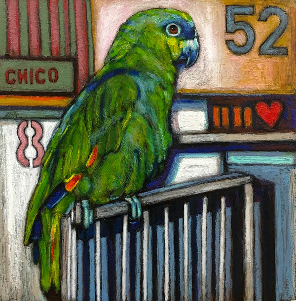 Custom Bird Portraits - An Act of Dog-Museum of Compassion