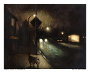 Going Home - Giclée Dog Print - An Act of Dog-Museum of Compassion