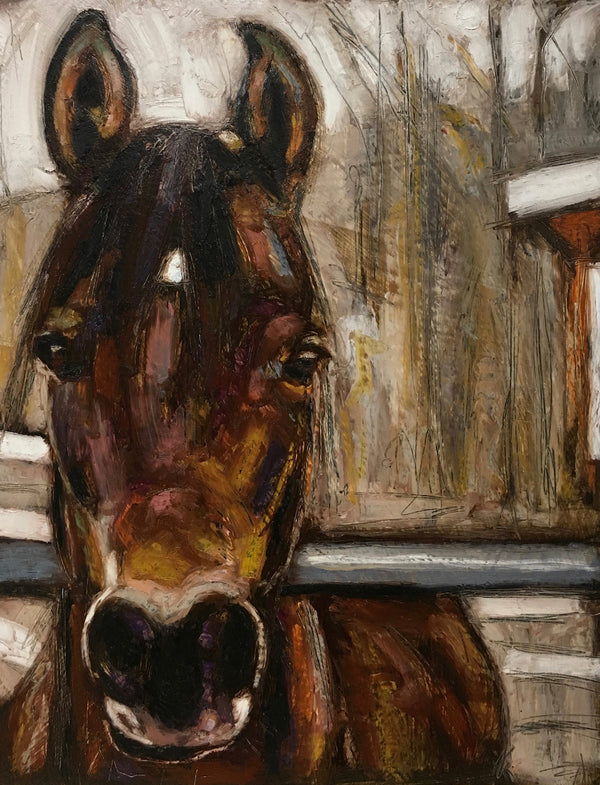 Custom Horse Portraits - An Act of Dog-Museum of Compassion