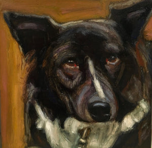 "All Animals/Pet Portraits-16"" x 16"" - An Act of Dog-Museum of Compassion"