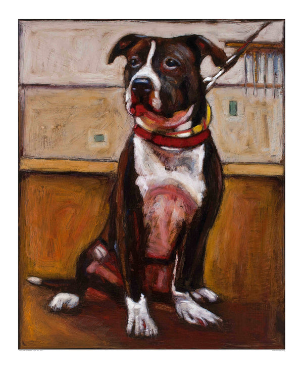 Oreo ~ Dog Print - An Act of Dog-Museum of Compassion