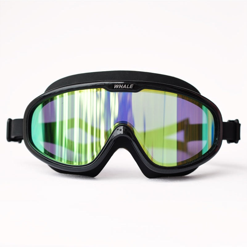 Professional Swimming Waterproof Goggles w/UV Protection