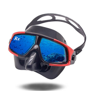 Prescription Corrective Optical Diving Gear Kit