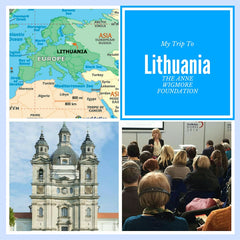 My Trip To Lithuania  - The Ann Wigmore Foundation