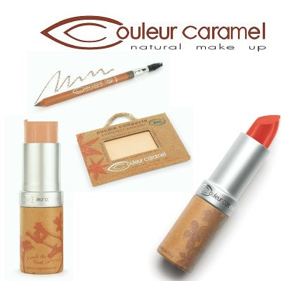 Couleur Caramel Makeup Review