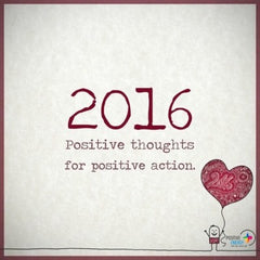 10 steps to a positive 2016!