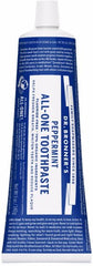 Dr Bronner All-One Flouride Free Peppermint Toothpaste