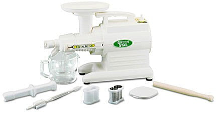 Amazing Value Green Star 2000 Masticating Juicer