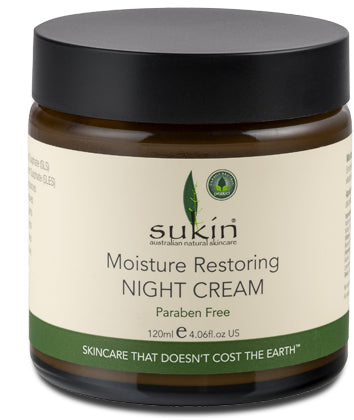 Moisture Restoring Night Cream (120ml)