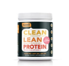 NuZest Vegan Clean Lean Protein Strawberry | 500g