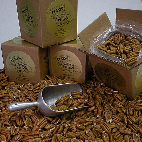 Shelled Plain Pecans