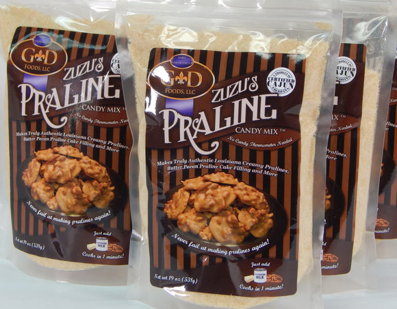 Zuzu's Praline Candy Mix