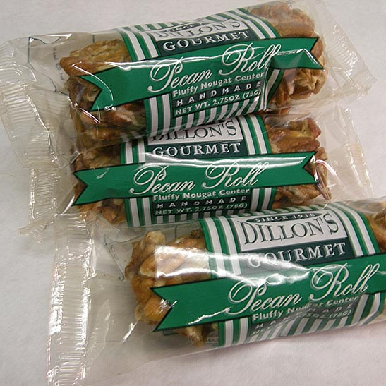 Dillon's Gourmet Pecan Log Roll