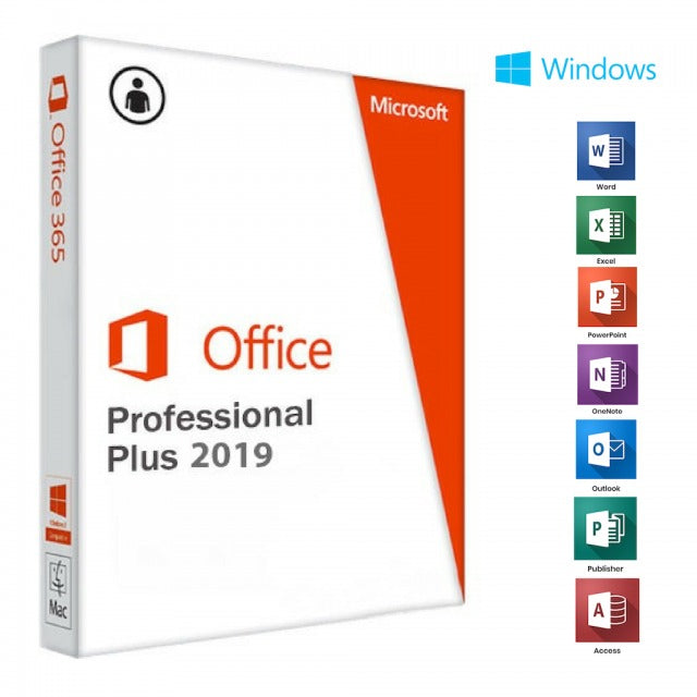 Brand New Office Professional 2019