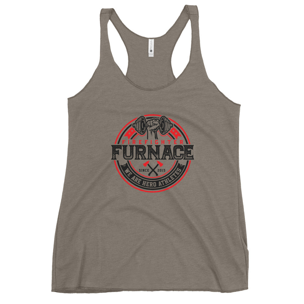 Firefighter Furnace Women's Tank - Light