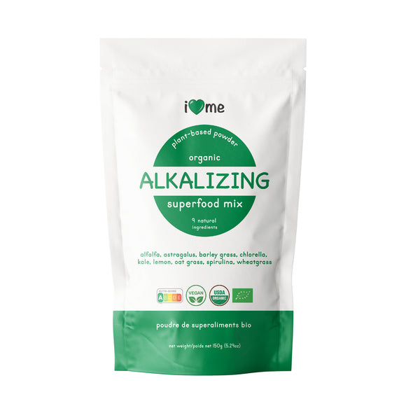 Organic Alkalizing Superfood Mix - I LOVE ME attitude
