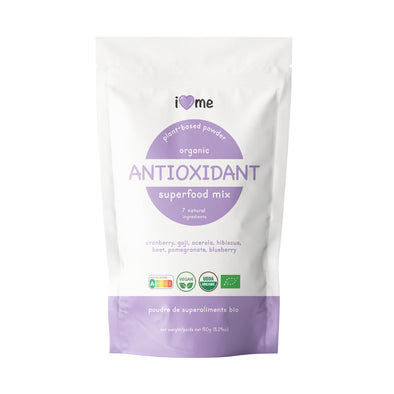 Organic Antioxidant Superfood Mix - I LOVE ME attitude