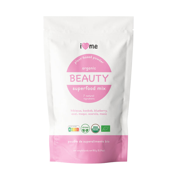 Organic Beauty Superfood Mix - I LOVE ME attitude
