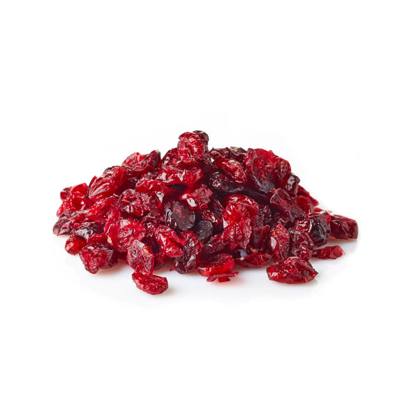 Organic Dried Cranberries - I LOVE ME attitude