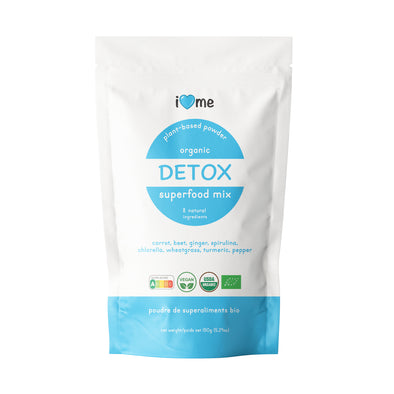 Organic Detox Superfood Mix - I LOVE ME attitude