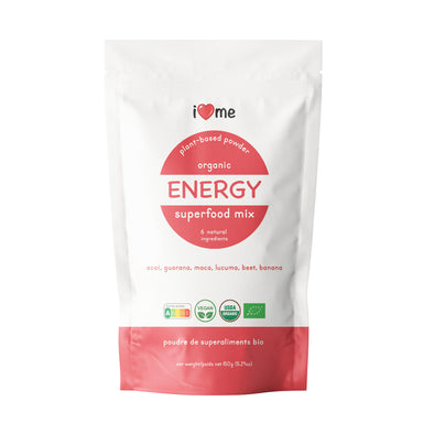 Organic Energy Superfood Mix - I LOVE ME attitude