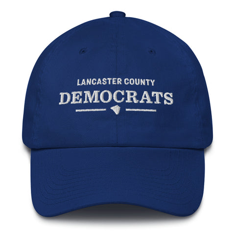 Embroidered LCDC Hat (Dark Colors)