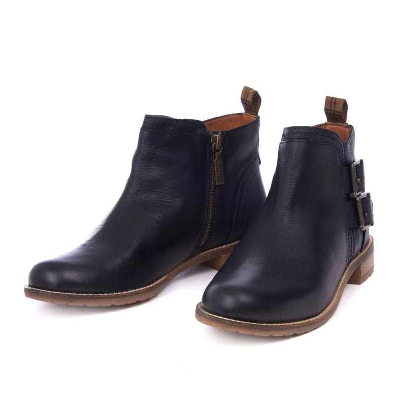Barbour Sarah Low Buckle Boot