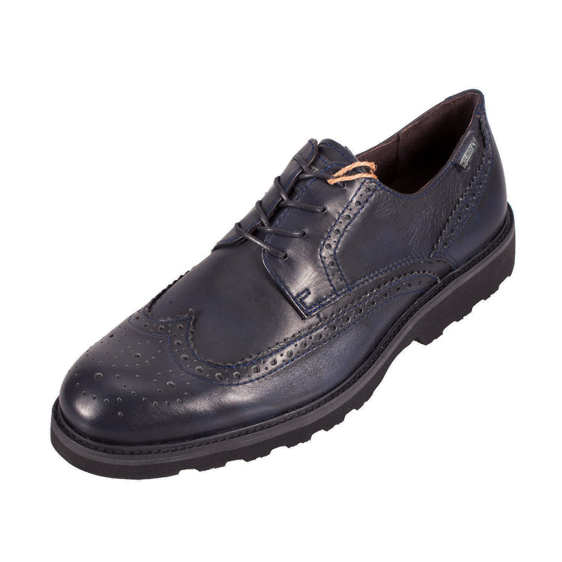 Men's 05M-6543Aa Leather Lace Up Shoe