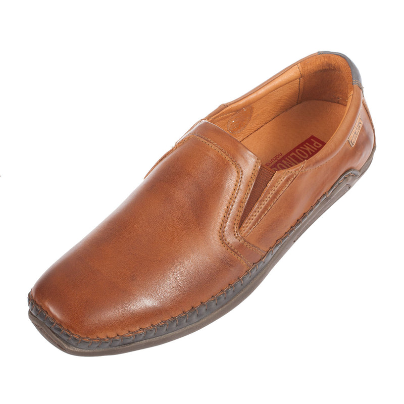 Men's Azores Leather Slip On Shoe