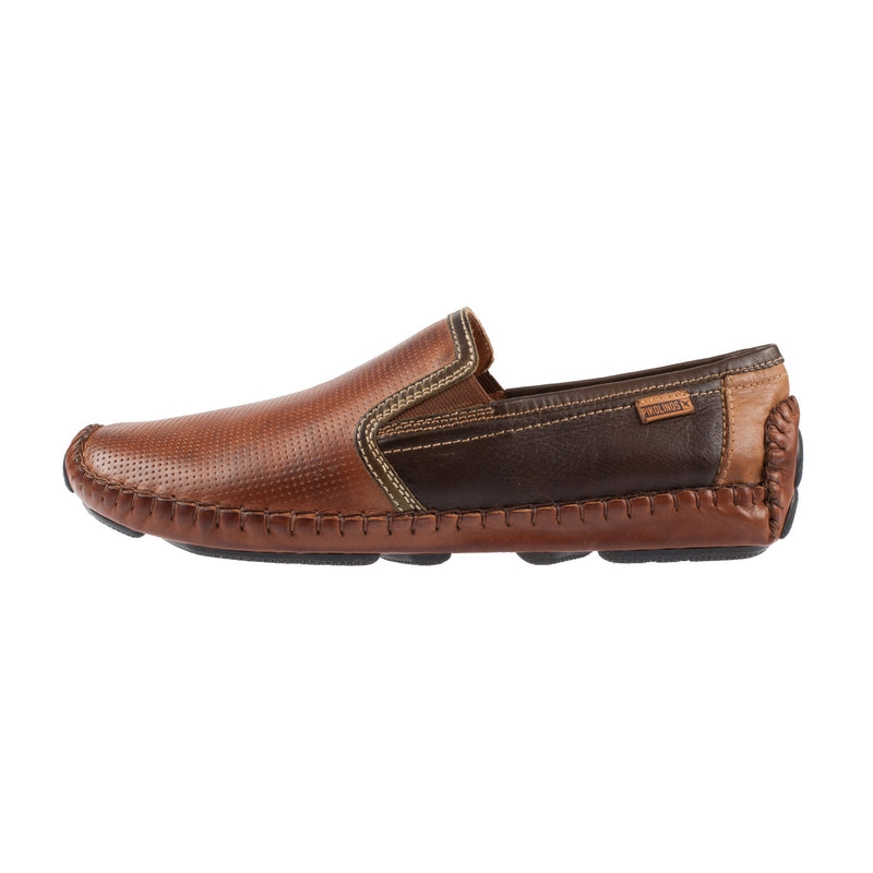 Men's 09Z-3054 Slip On Leather Shoe