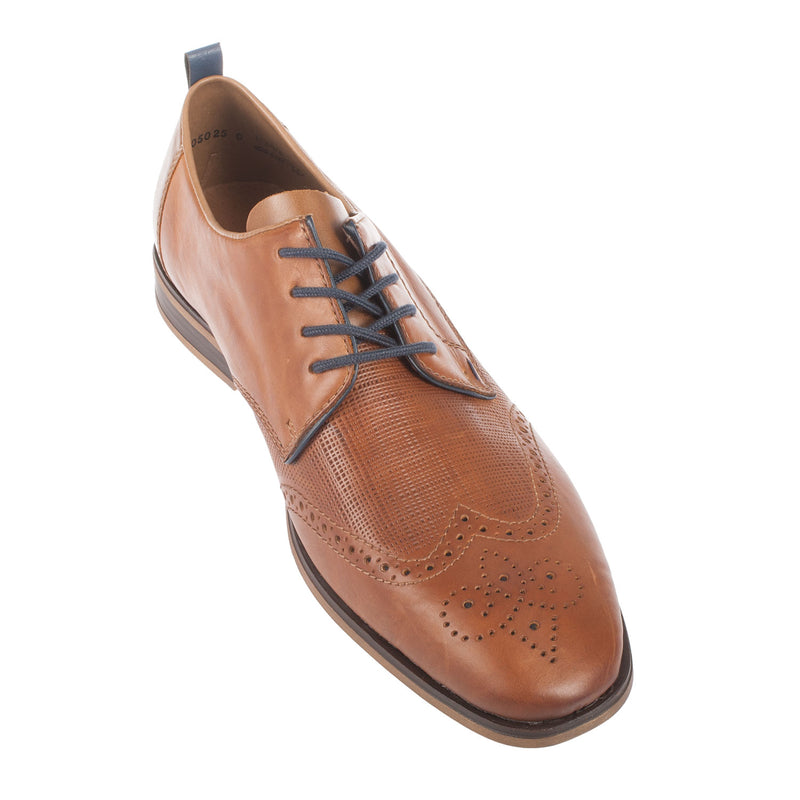 Men's Leather Lace Up Shoe