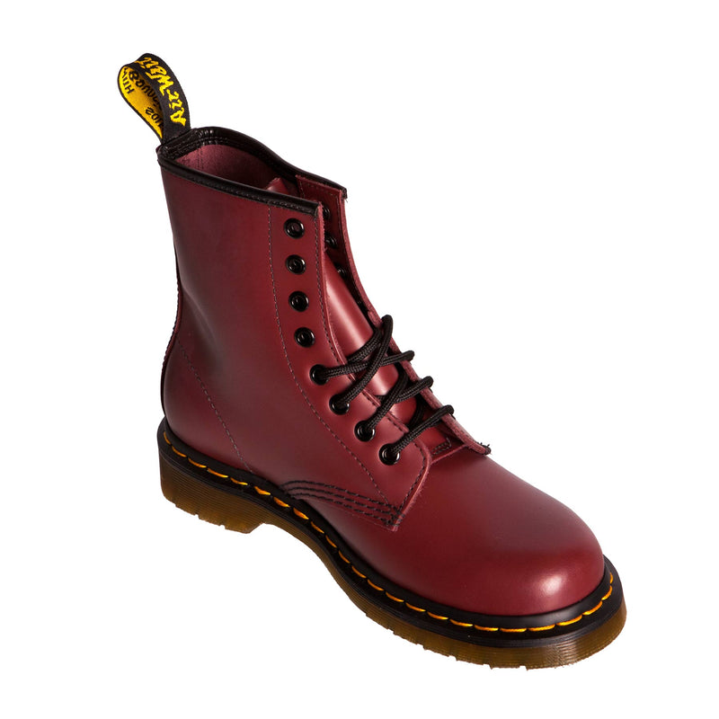 Dr Martens Unisex 1460 Cherry Red Leather Classic Boot (11822600)