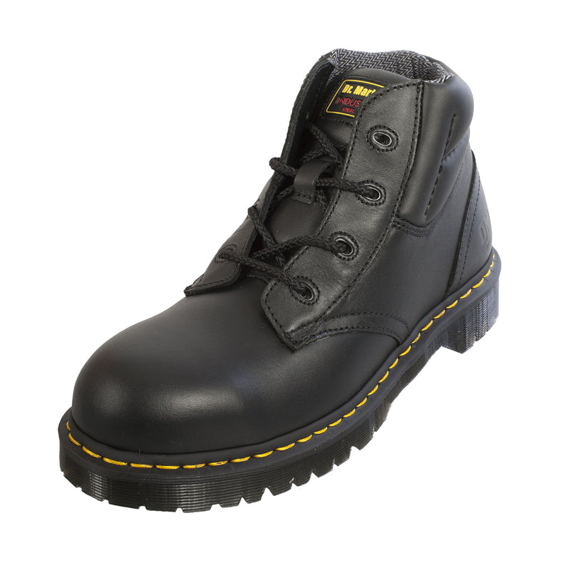 DR MARTENS Men's Icon 7B09 Ssf Leather Safety Boot (12230001)