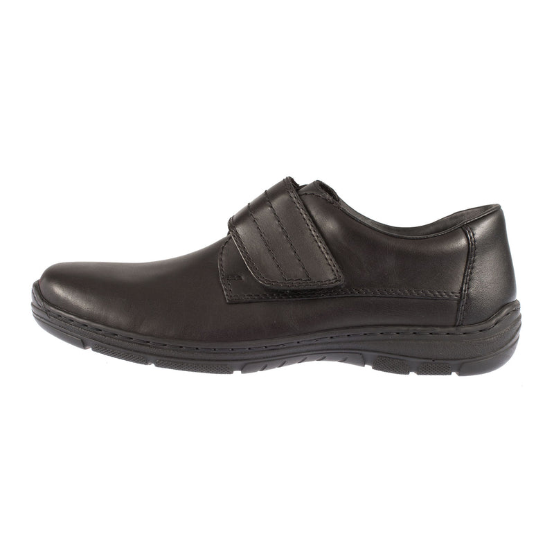 Leather Velcro Strap Shoe 15262-01