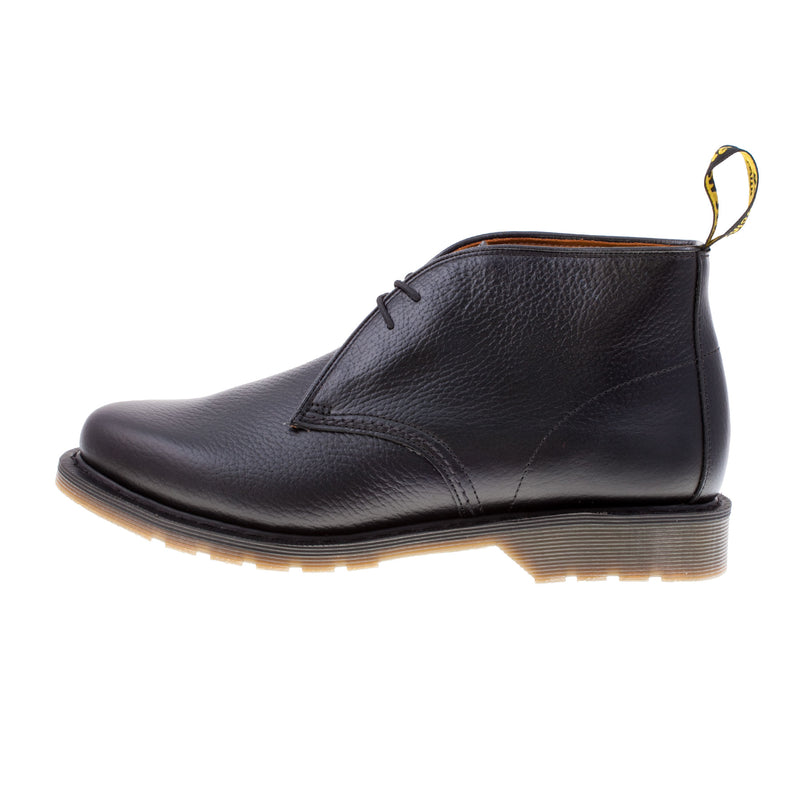 Dr Martens Men's Sawyer Black Leather Chukka Boot (16475001)