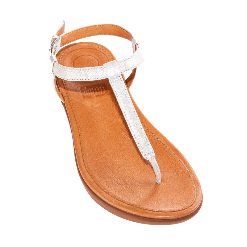 Tia Toe-Thong Sandals - Leather