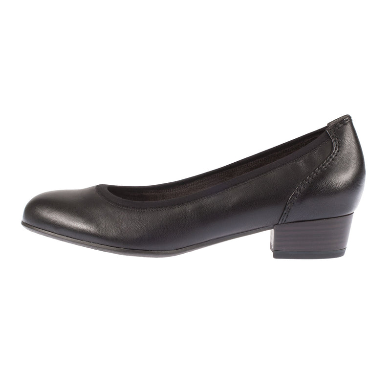 TAMARIS Women's Leather Low Heel Shoe