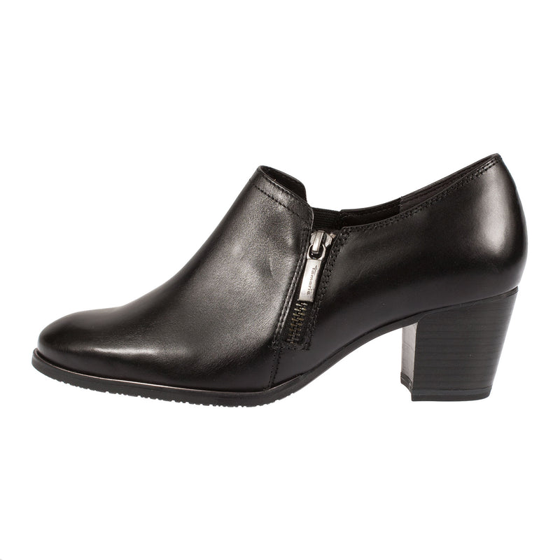 TAMARIS Women's Leather Heel Shoe