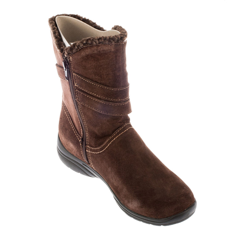 Women's Tennessee Suede Leather  Boot