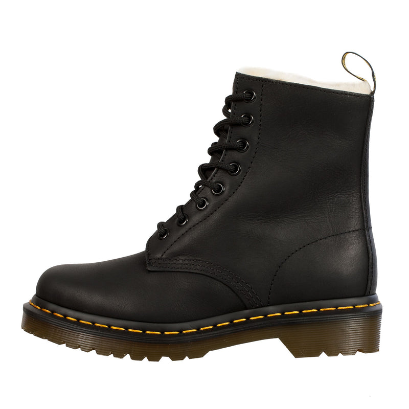 DR MARTENS Women's Serena Leather Lace Up Boot (21797001)