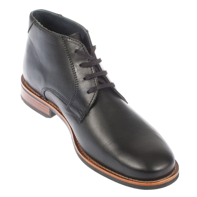 Men's Montevideo Ayr Velvet Leather Boot