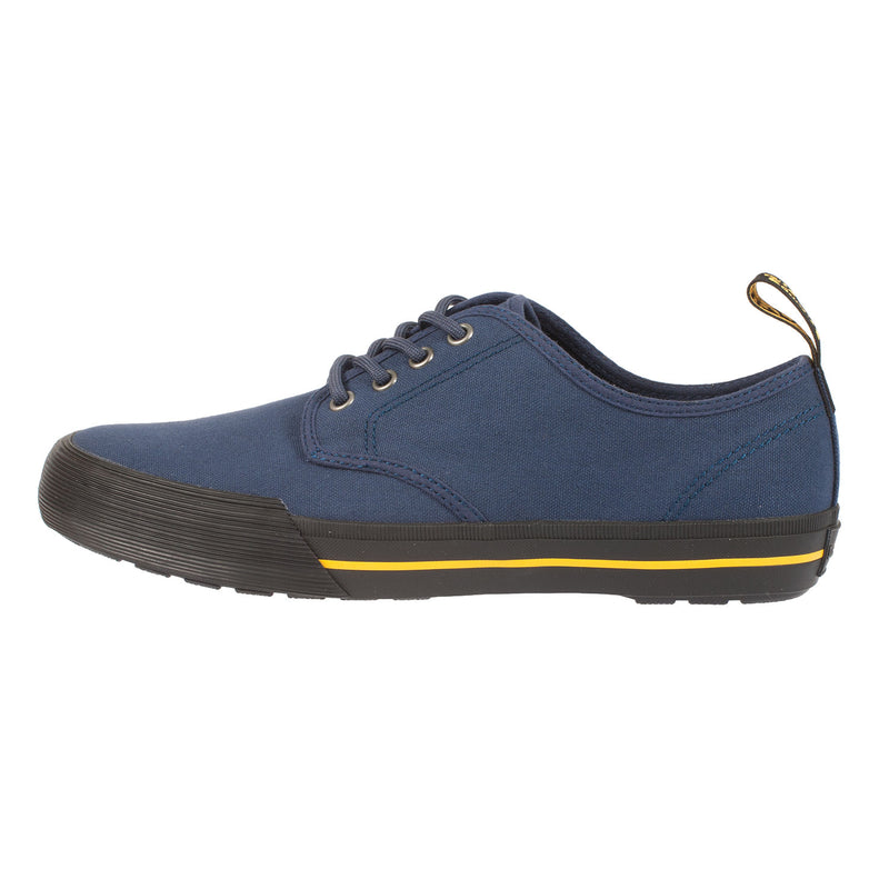 DR MARTENS Men's Pressler Canvas Lace Up Trainer Shoe (21951403)