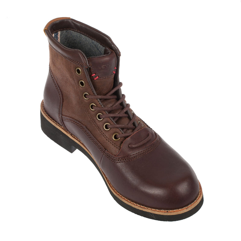 Men's 77123-0421 Leather Boot