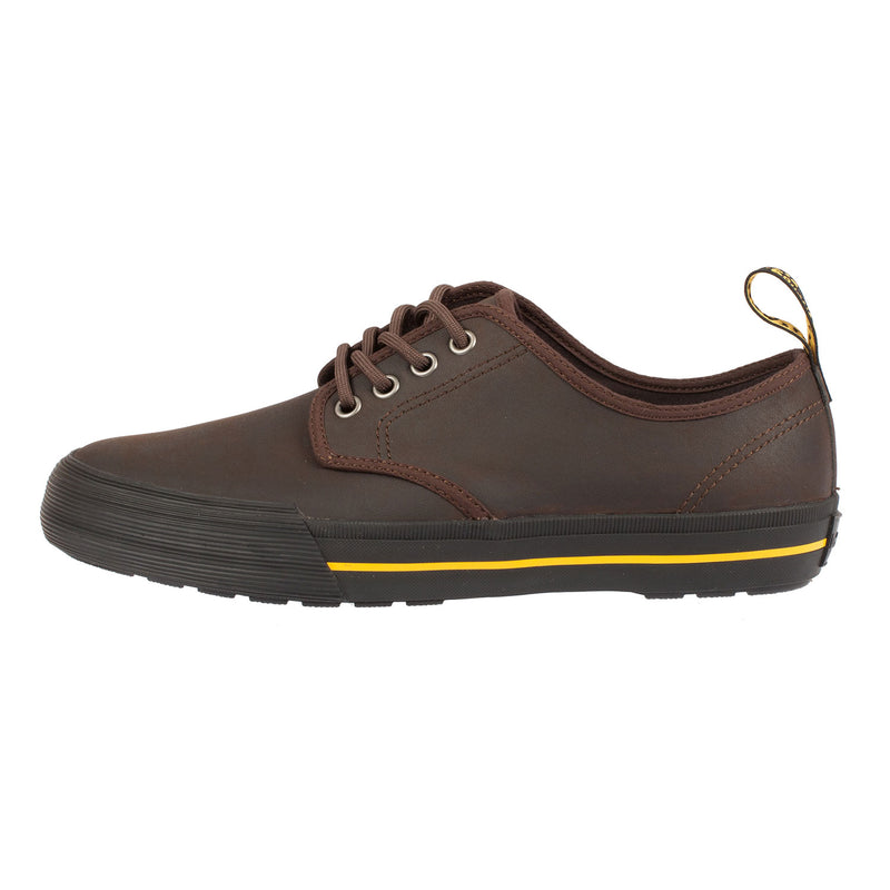DR MARTENS Men's Pressler Canvas Lace Up Trainer Shoe (22423201)